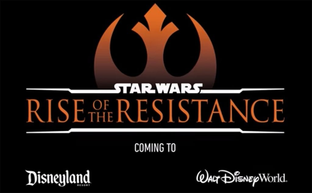 Star wars rise of the resistance